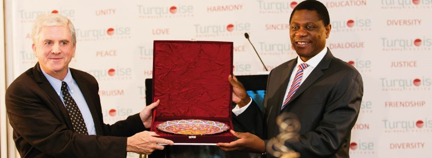 Turquoise Harmony Institute 2014 Dialogue Dinner Series Report