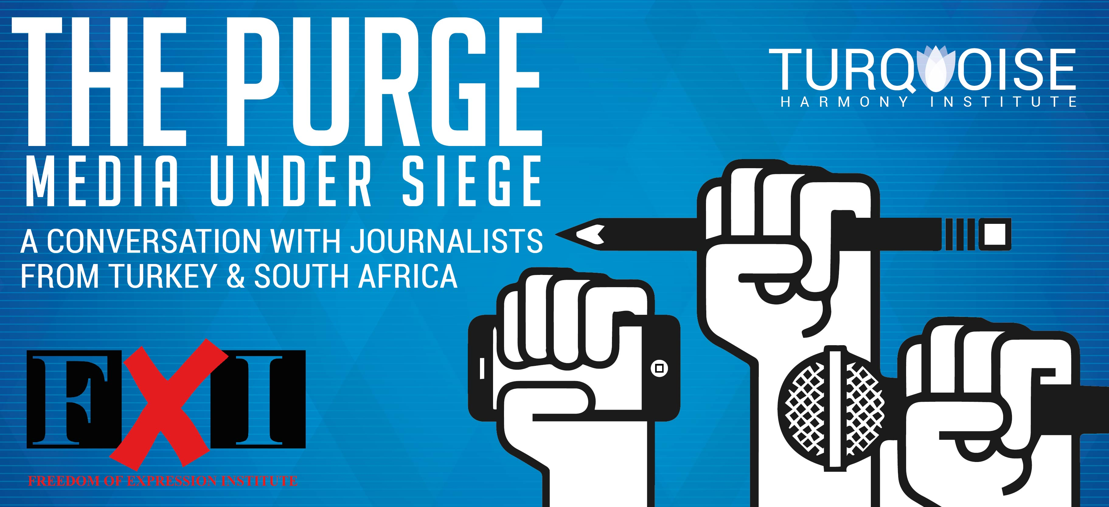 The Purge: Media Under Seige