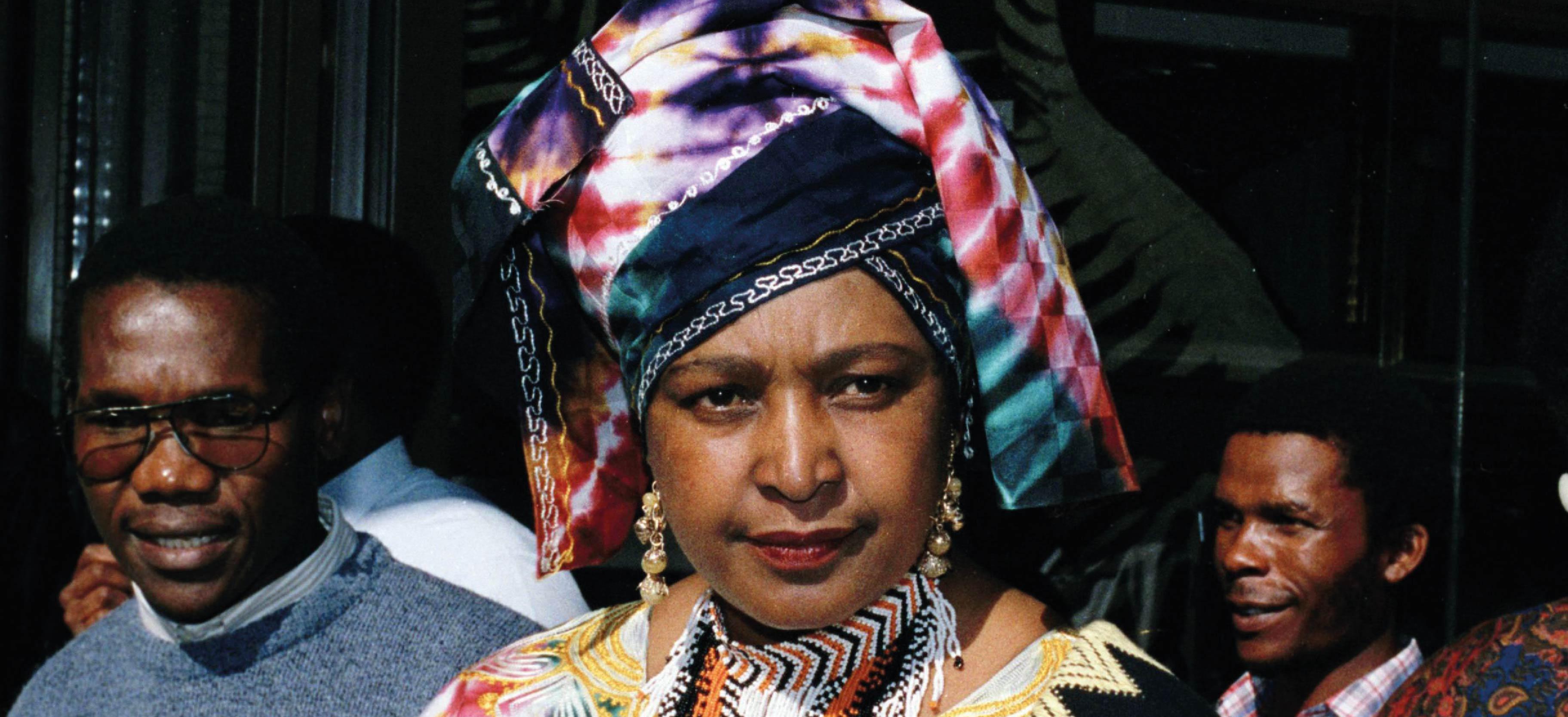 Statement - Winnie Mandela-01