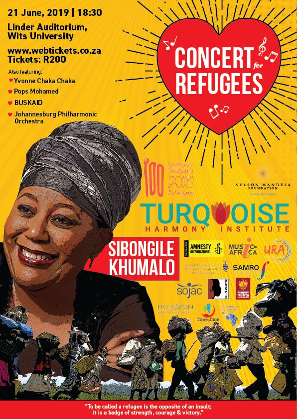 THI - Concert for Refugees - A4 - Sibongile Khumalo-01